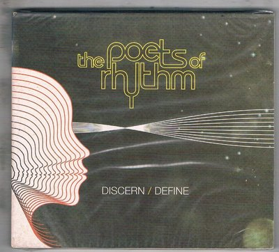 [鑫隆音樂]西洋CD-Discern/Define - Poets of Rhythm {CD52QP}/全新/免競標