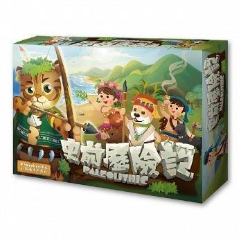 【陽光桌遊】(免運) 綿羊犬 史前歷險記 基本盒 Paleolithic 繁體中文版 正版 益智遊戲