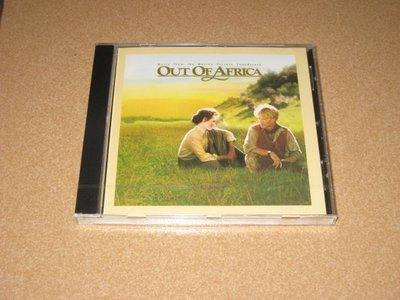 歐版全新CD~電影原聲帶 遠離非洲/OUT OF AFRICA