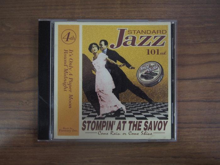 ◎MWM◎【二手CD】Jazz Standard 101Vol.4 曲目紙