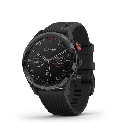 【桃園幸運草】*含稅**附發票* GARMIN APPROACH S62 GPS高爾夫腕錶  黑色/白色