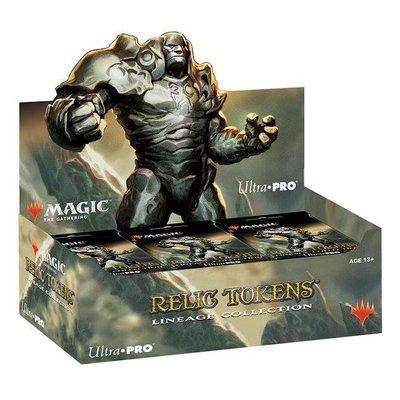 大安殿 Ultra Pro MTG限量紀念計數器血統系列 Relic Tokens Lineage Collection