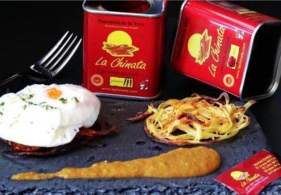 好美食 西班牙原裝 La Chinata Pimenton Smoke煙燻紅椒粉 70g 無麩質 (口味: 甜) 桃園市