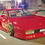 DJD19081904 Ferrari 512 避震器套件 依當月...