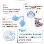 福福百貨~日本 Hagishiri 磨牙套成人夜間睡覺防磨牙器神器夜磨牙頜墊保護套防止磨牙神器