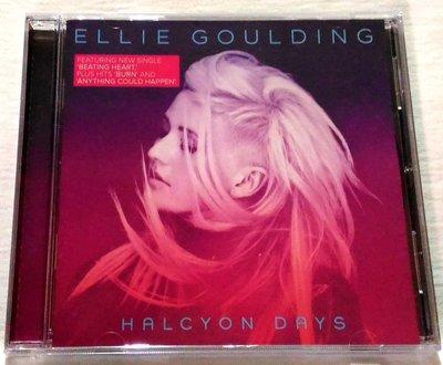 全新未拆 艾麗高登 Ellie Goulding / 翠鳥時光 Halcyon Days 加歌升級盤 / 澳洲進口