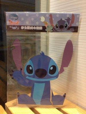 阿虎會社【Q - 801】正版 迪士尼 防水 裝飾貼紙 機車貼紙 星際寶貝 史迪奇 造型貼紙 壁紙 安全帽 機車