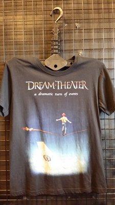 【搖滾帝國】Dream Theater 樂團 團T T shirt 搖滾 金屬 骷髏 死神 短袖