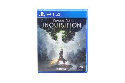 【橙市青蘋果】PS4:闇龍紀元:異端審判 Dragon Age: Inquisition 英文亞版 #37198