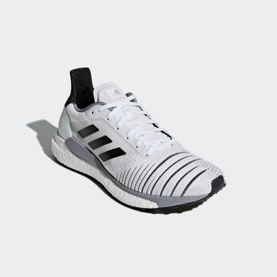 # Adidas SOLAR GLIDE 女鞋 運動 白色 跑步鞋 慢跑鞋 健身 登山 BB6630 YTS