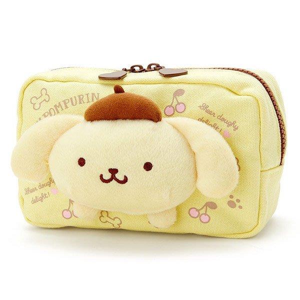 現貨  日本三麗鷗 布丁狗  化妝包 收納包