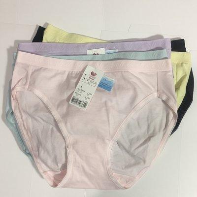 【華歌爾】新伴蒂系列 中高腰高裾款型舒適小褲NS1121