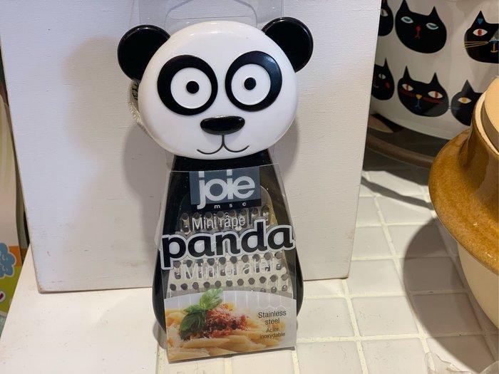 *黑頭小羊雜貨小舖*日本帶回zakka~MSC熊貓造型起司刨刀/貓熊造型迷你刨刀