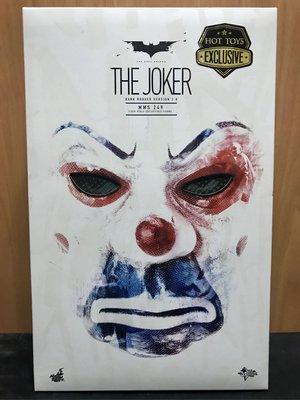 """留意內文"" Hottoys Joker Bank Robber 小丑 2.0 MMS249 Batman dark knight  蝙蝠俠 Hot toys"