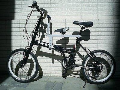 [單車小站]  前快拆兒童安全椅