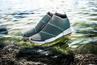 Adidas NMD City Sock x Parley 海洋之心 聯名 台灣公司貨 AC8597