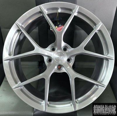 全新 20吋 BC KL-01 單片鍛造鋁圈客製化 灰刷 各車規格訂製 另有 18吋 19吋 21吋 22吋 23吋