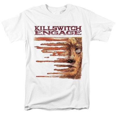 發發潮流服飾新品Killswitch Engage 金屬核新浪潮金屬 流行搖滾情緒核T恤