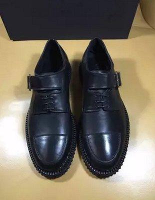 牛皮 高端 厚底 皮鞋 馬丁 真皮 暗黑 訂製鞋