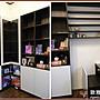 【 歐雅系統家具 】轉角櫃 /  玻璃門書櫃 /  ...