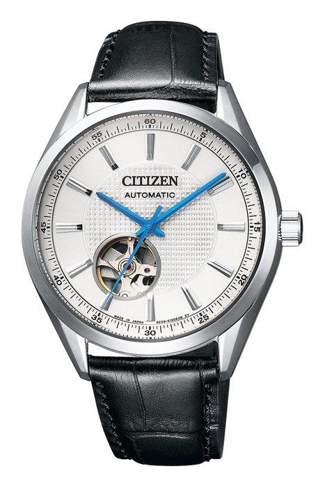 【詢問再優惠】CITIZEN機械錶系列男錶 NH9111-11A 日本製 40.0mm 台灣星辰公司保固兩年