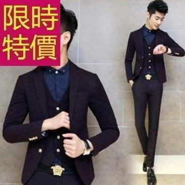 西裝外套 男西服(單外套)-隨意約會必備簡單精緻6色59t44[韓國進口][米蘭精品]