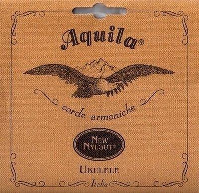 【山姆 樂器工作室】義大利原廠 Aquila 手工烏克麗麗羊腸琴弦 / 23吋