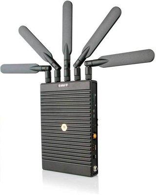 九晴天 HDMI無線傳輸 圖傳出租~SWIT S-4914R SDI/HDMI無線圖傳700公尺-單接收器