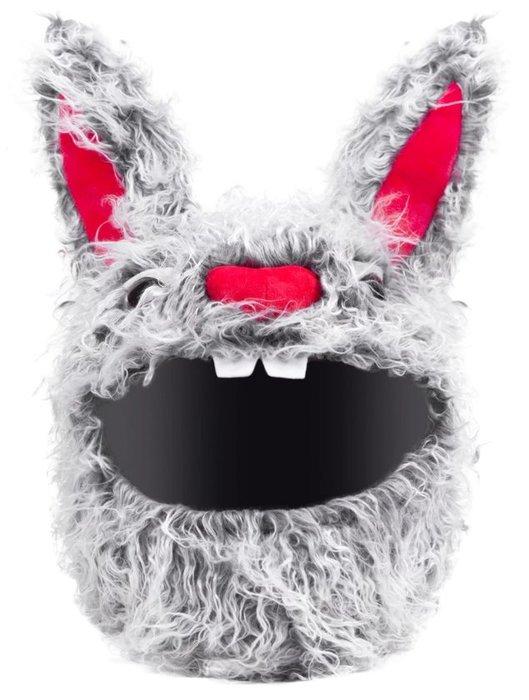 【丹】A_Sesame Strxxt Elmo 安全帽套 芝麻街 艾蒙 高華 恩尼 奧斯卡 兔子款