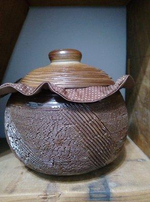 (373)手拉胚柴燒茶倉