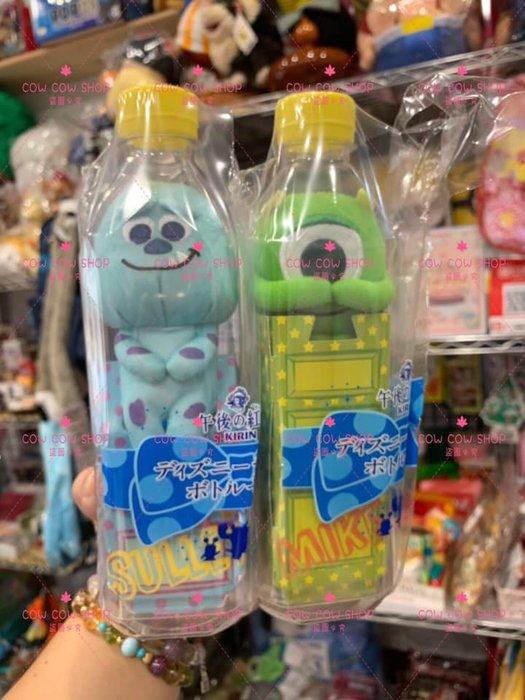 (現貨商品) 牛牛小舖**日本空運代購 日本限定午後紅茶迪士尼皮克斯限定玩偶吊飾(不含飲料)一套兩隻