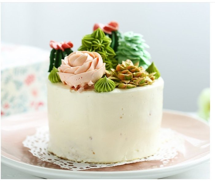 Amy烘焙網:4寸鋁合金加高戚風活底專用模/海綿蛋糕模/4寸蛋糕模
