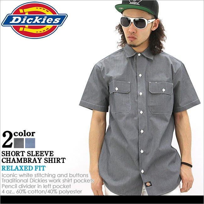(安心胖) DICKIES WS509短袖工作襯衫 XL 2XL