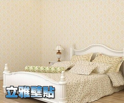 【立雅壁貼】高品質自黏壁紙 壁貼 牆貼 每捲45*1000CM《花紋WLP413》