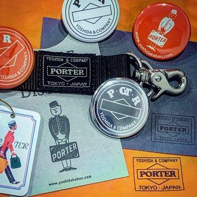 WAN WAN 日本亂亂買。日本製。PORTER。YOSHIDA & CO。023-03760。後背包
