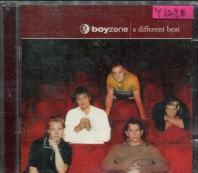 *還有唱片行* BOYZONE / A DIFFERENT BEAT 二手 Y1295