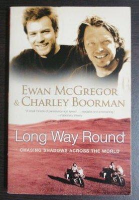 【二手原文書】Long Way Round: Chasing Shadows Across the World