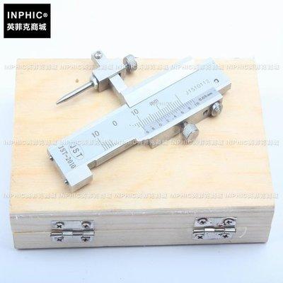 INPHIC-分析測量 2球斷差規/面差規/段差尺 0-20mm 汽車行業 測量儀/測試儀/實驗儀器_S2467C