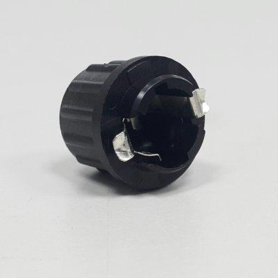 BENZ W210 96-02 第三煞剎車燈 燈泡座 固定座 (直腳 室內燈 閱讀燈用 20W) 1408250082