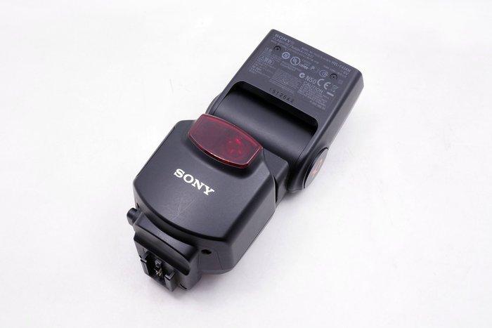 【台中青蘋果】Sony HVL-F43AM 二手 外接式閃光燈 公司貨 #08704