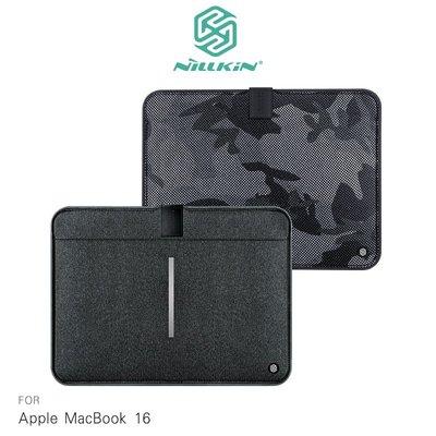 強尼拍賣~NILLKIN Apple MacBook 16 博納內膽包  磁吸開合方便取用 16吋及16吋以下適用