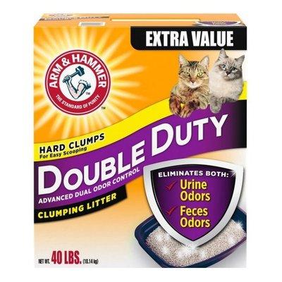 【小如的店】COSTCO好市多線上代購~ARM & HAMMER 鐵鎚牌 加強除臭貓砂-添加小蘇打粉 18.14kg