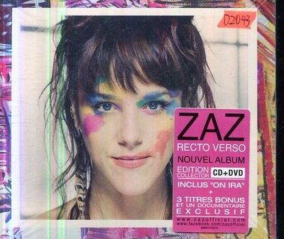*還有唱片四館* ZAZ / RECTO VERSO 全新 D2043