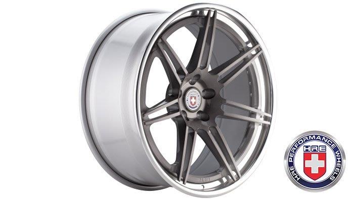 【樂駒】HRE 美國 RS1 Series RS101 三片式 鍛造 輪圈 18吋 19吋 20吋 21吋 22吋 改裝
