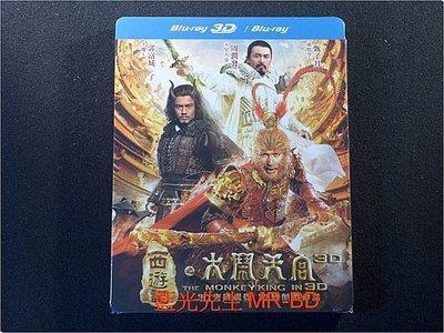 [3D藍光BD] - 西遊記之大鬧天宮 The Monkey King 3D + 2D ( 台灣正版 )