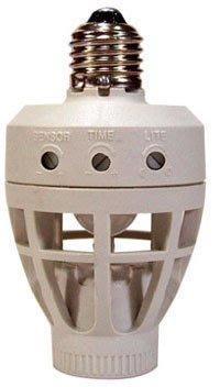 促銷下殺【太星電工】人體紅外線燈泡轉接座JRC-501動就亮離開就暗~省電又安全(WD48C)