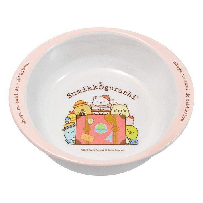 日本 角落生物 SUMIKKO GURASHI 美耐皿碗(M340/260ML) 4973307441820