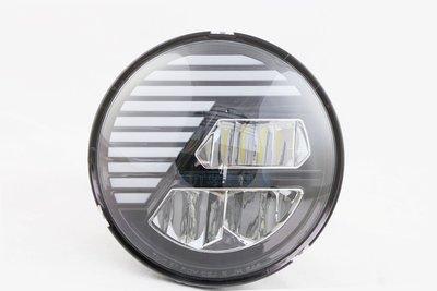 ~~ADT.車燈.車材~~吉普車 JEEP 藍哥 WRANGLE 悍馬 HUMMER LED發光 光柱導光大燈