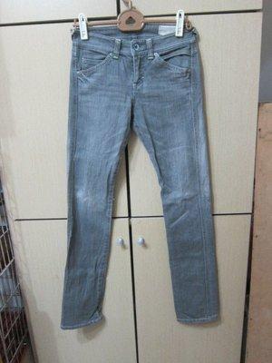 衣市藍~EDWIN 彈性窄管牛仔褲 (W28~) (256) (191118)