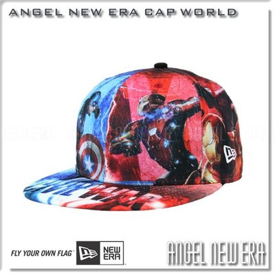 【ANGEL NEW ERA】美國隊長 鋼鐵人 內戰 Captain America: Civil War 59FIFT